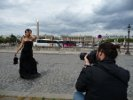 Shoot place Concorde Paris